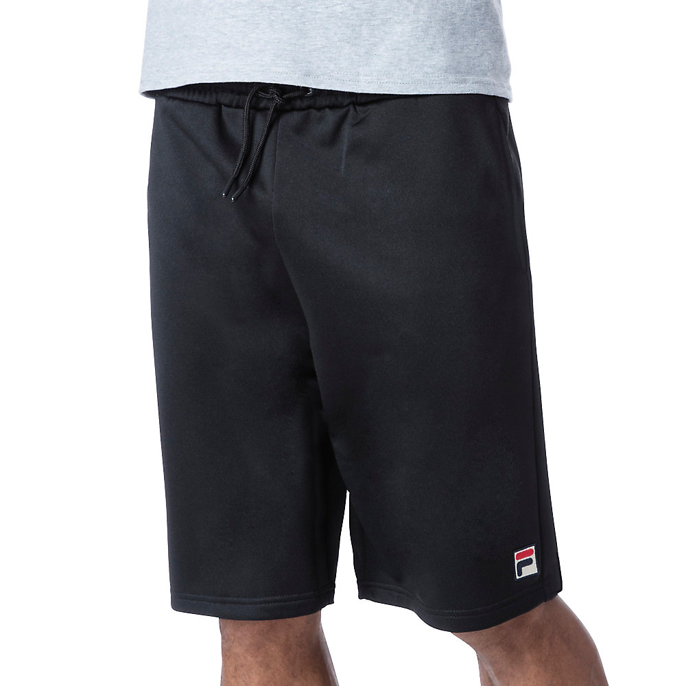 dominco short in black