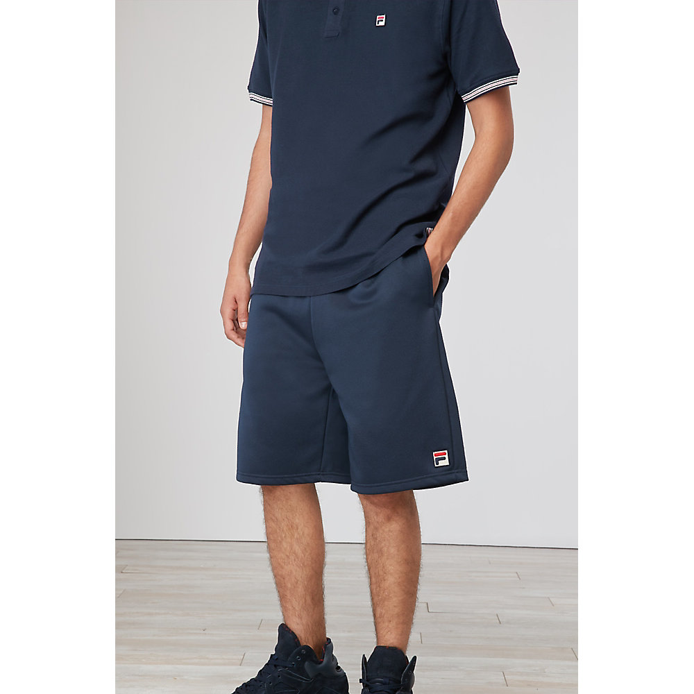 dominco short in navy