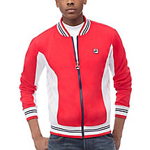 Settanta Jacket in red