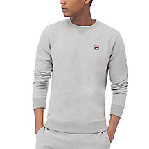 brixen crew sweatshirt in grey