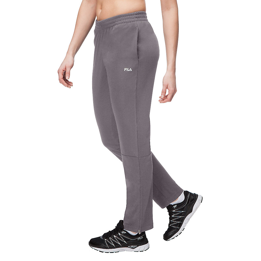 trackster pant in grey