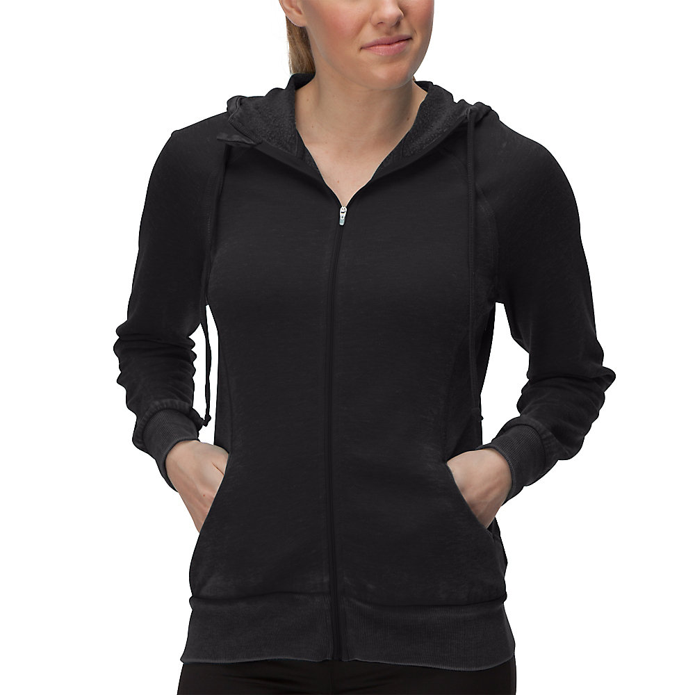 hang out hoody in black