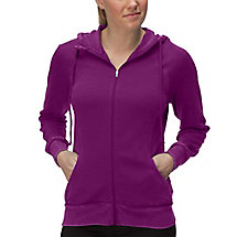hang out hoody in purplemagic