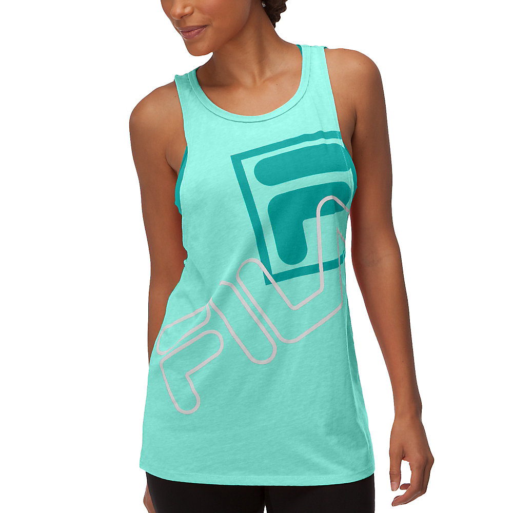 muscle relaxer tank in blueradiance