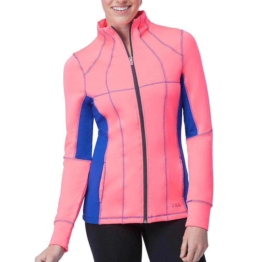 premier jacket in pink