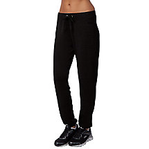 obsessed jogger pant in black