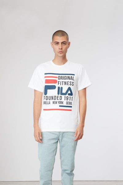 FILA ORIGINAL FITNESS TEE