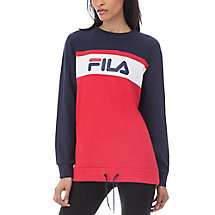 novara sweatshirt in navy