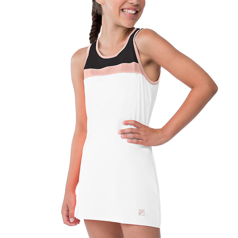 diva dress in white