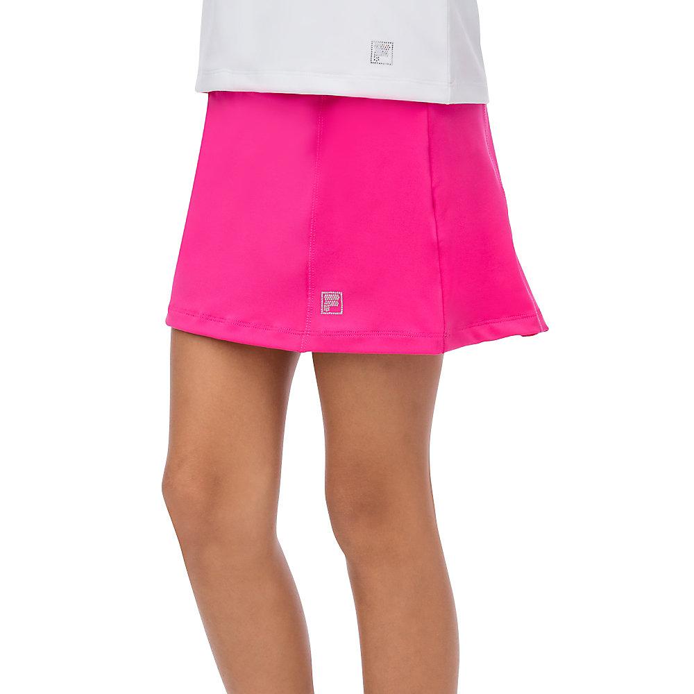 heritage skort in pink