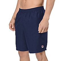 "essenza 9"" hard court short in peacoat"