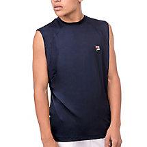 advantage sleeveless top in peacoat