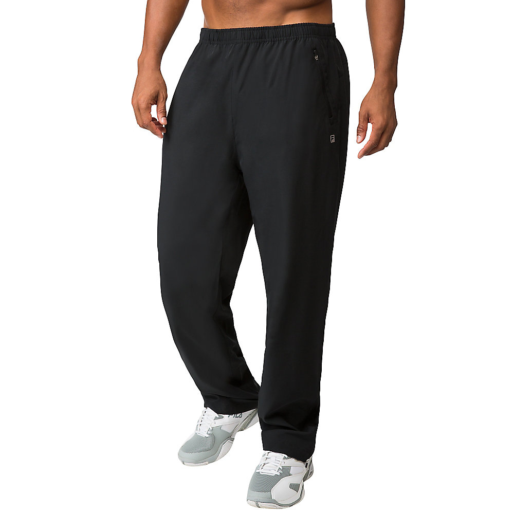fundamental pant in jetblack