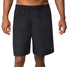 "fundamental 7"" hard court short in black"