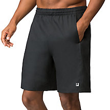 fundamental tour short in black