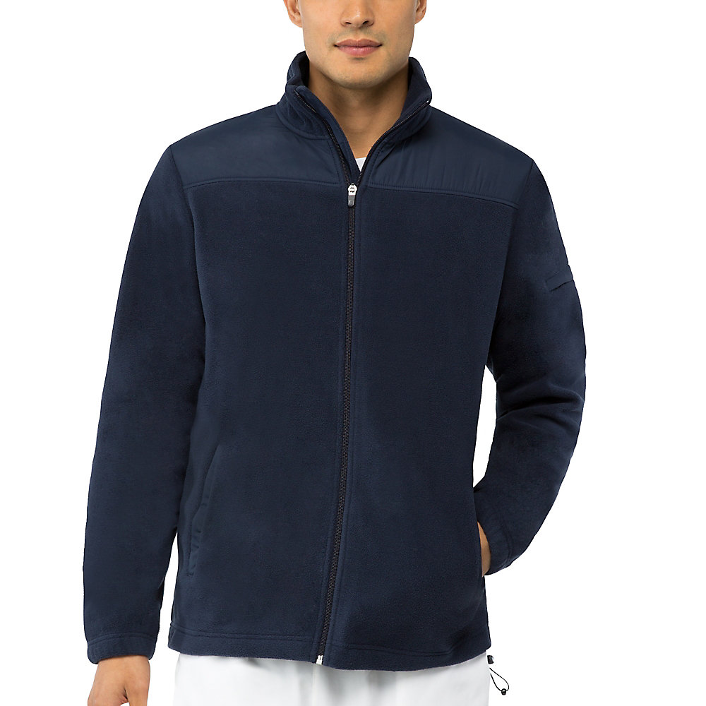 fundamental microfleece jacket in filanavy
