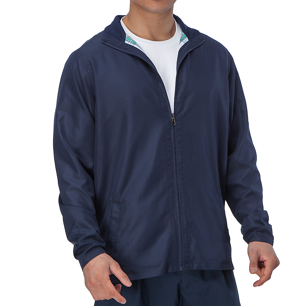 men's club reversible jacket in peacoat