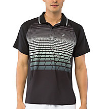 platinum polo in black