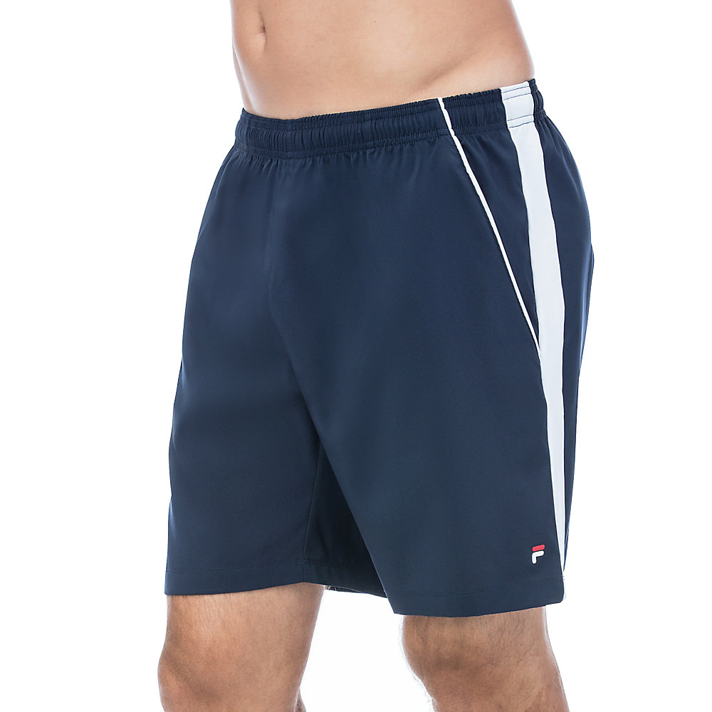 heritage short in navy