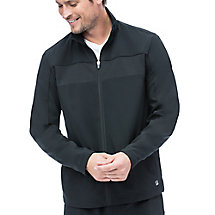 fundamental jacket in black