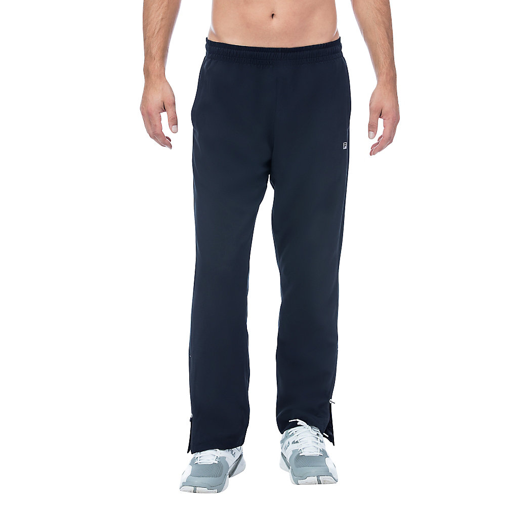 fundamental pant in navy