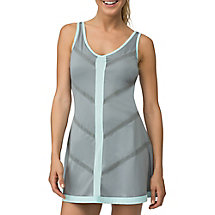 net set dress in grey
