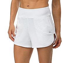 net set short in white