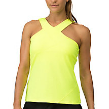 platinum halter tank in tennis