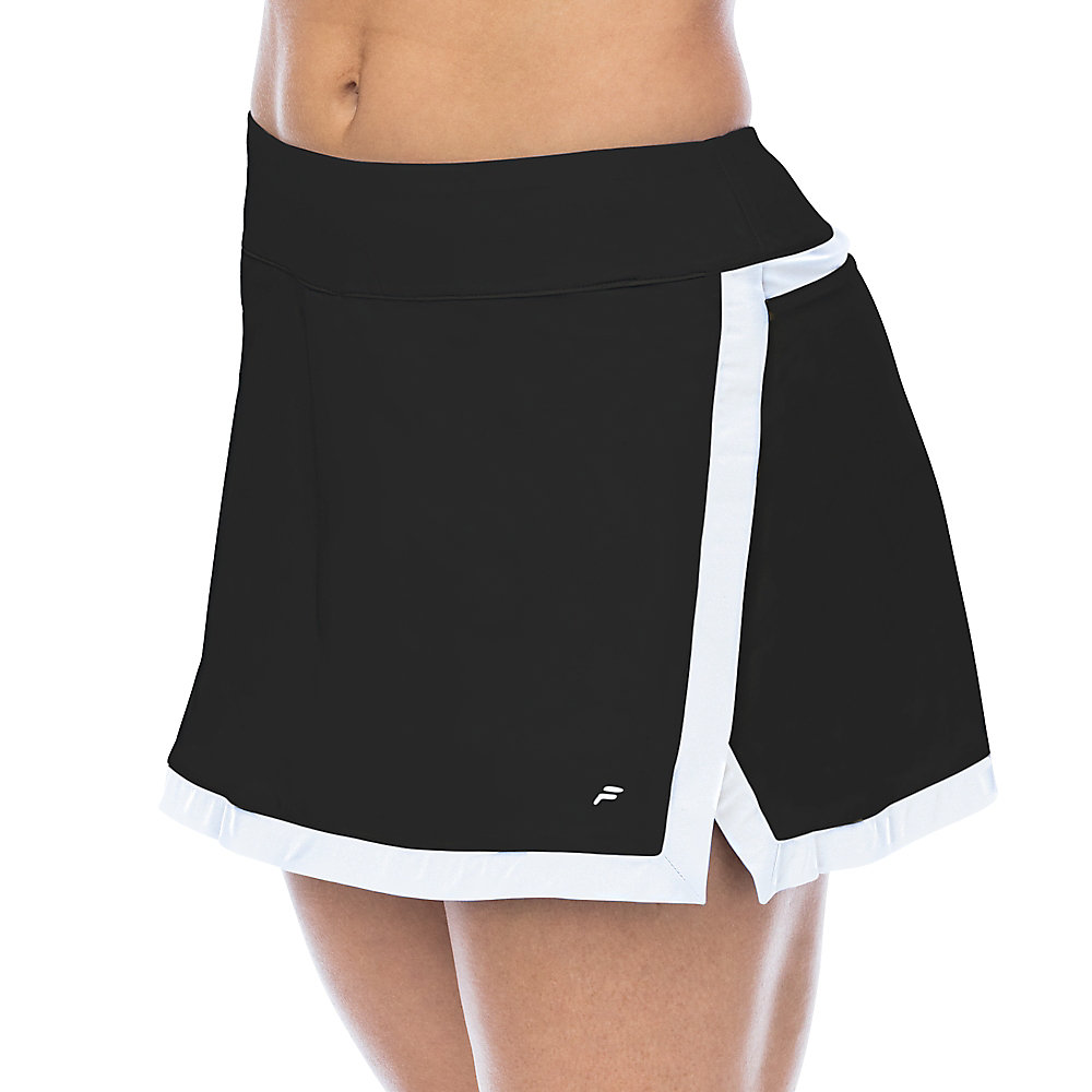 platinum active short in black