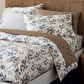 Organic Cotton Serenity Bedding - Sheets & Bedding - Bedroom - Eco Home & Outdoor - Gaiam :  bedding linens organic gaiam