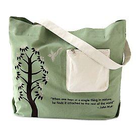 Gaiam: Thoughtful Bag