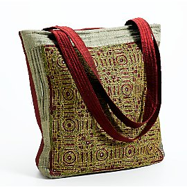 Gaiam :  india gaiam kashika tote tote gaiam
