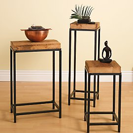 Amish Crafted Reclaimed Wood Table - A Fair Trade Product - Gaiam