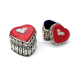 Gaiam :  jewelry box gaiam heart jewelry boxes eco-friendly gaiam