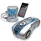 Solar & Hydrogen Powered Hybrid Toy