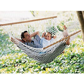 Ultimate Hammock: Made from Recycled Soda Bottles - Gaiam
