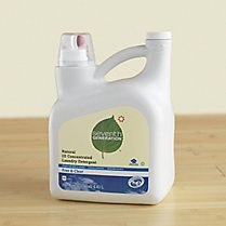 Seventh Generation Laundry Liquid 2X Ultra Concentrate - Free & Clear (150oz)