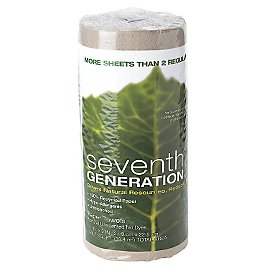 Brown Paper Towels - Kitchen - Household - Eco Home & Outdoor - Gaiam
