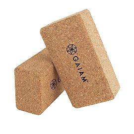 Cork Block - Yoga Gift Idea