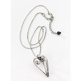 Gaiam :  necklace gaiam heart necklace heart necklace gaiam