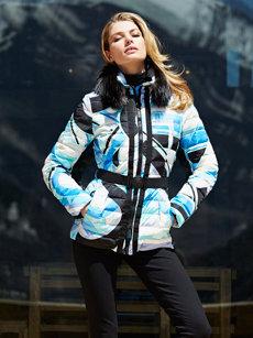 ferro print jacket