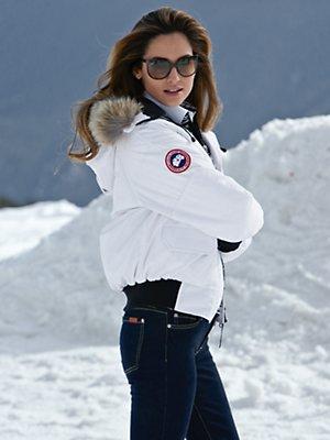 bogner ski jacket with fur hood