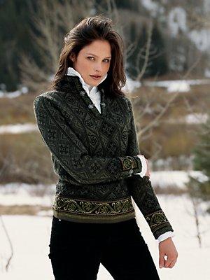 voss sweater - norwegian - sweaters - women - Gorsuch
