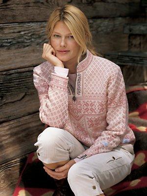 peace sweater - norwegian - sweaters - women - Gorsuch