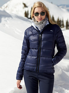 ascend down jacket