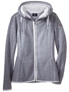 jenn fleece hoodie