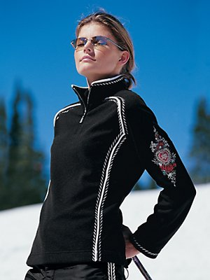 rosel fleece - w. ski fleece - ski - Gorsuch :  fleece ski modern clothing