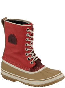 premium canvas boot