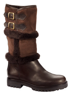 kitzbuhel brown boot
