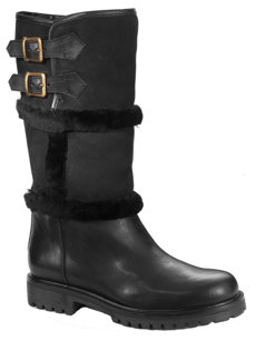 kitzbuhel black boot